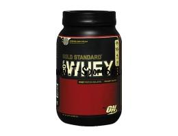 Протеин Optimum nutrition 100% Whey Gold Standard protein 909 гр.