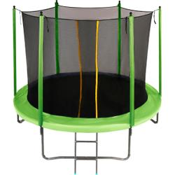 Батут JUMPY Comfort 10 FT (Green/Blue)